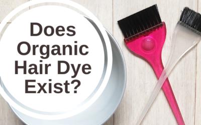 Does Organic Hair Dye Exist?