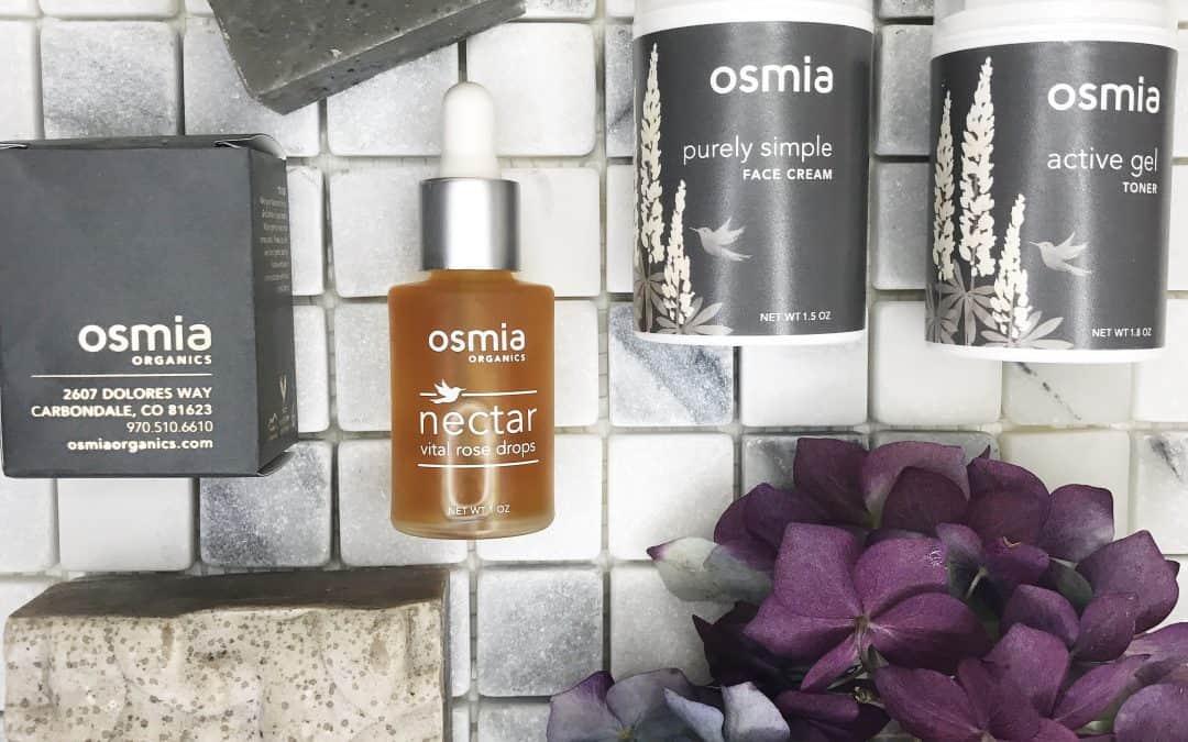 Osmia Organics Review