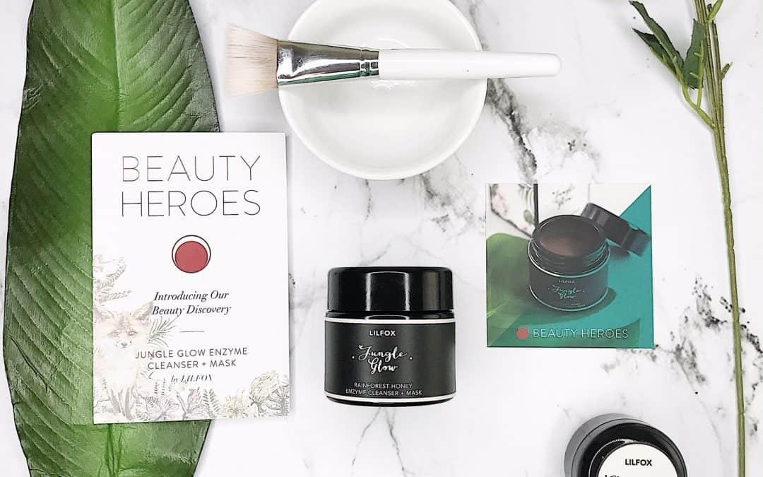 April Beauty Heroes Discovery: LILFOX