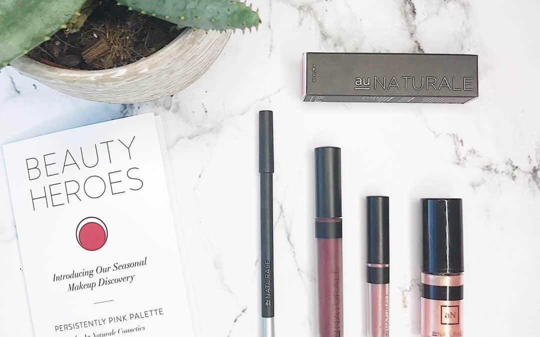 Beauty Heroes Seasonal Makeup Discovery: Au Naturale