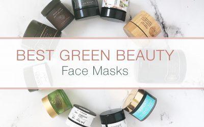 Best Green Beauty Face Masks