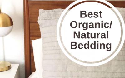 Best Organic/Natural Bedding