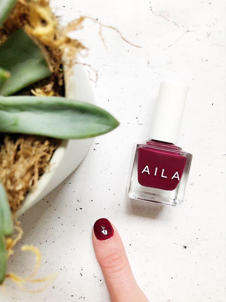 Best Natural nail polish review