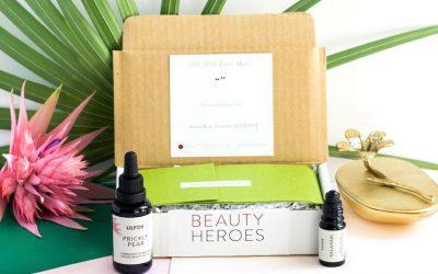 Beauty Heroes October Discovery: LILFOX