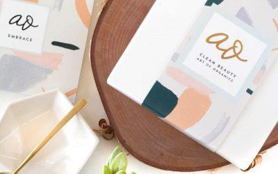 Art of Organics September Box: Embrace