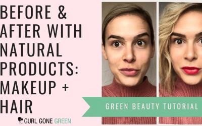 Natural Makeup and Hair Tutorial