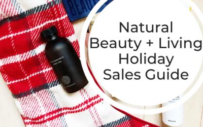 Black Friday/Cyber Monday Natural Holiday Sales