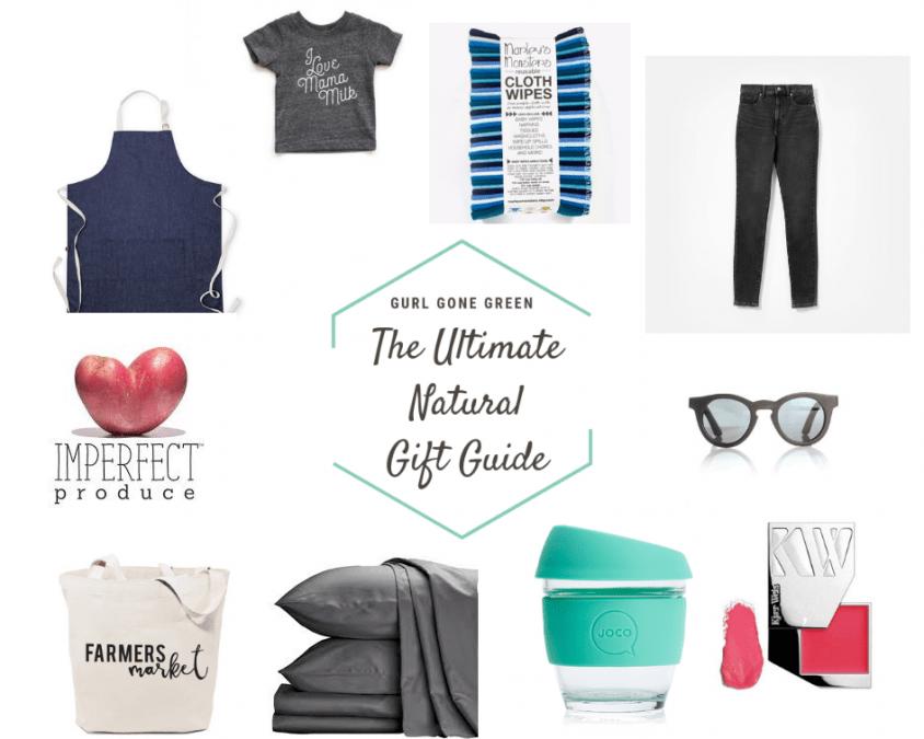 Natural Holiday Gift Guide