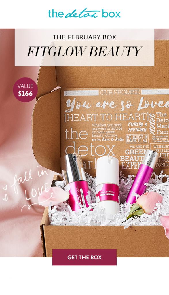 The Detox Box February Box