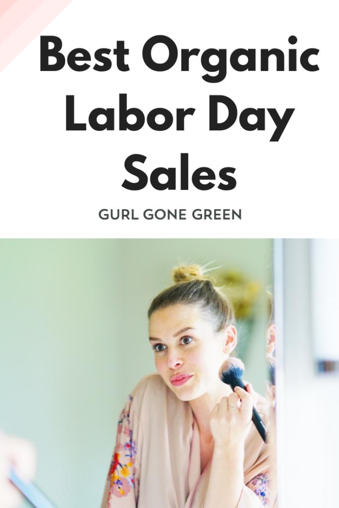 Organic Labor Day Sales 2019
