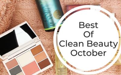 Best Of Clean Beauty October