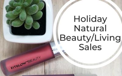 Holiday Natural Beauty And Living Sales