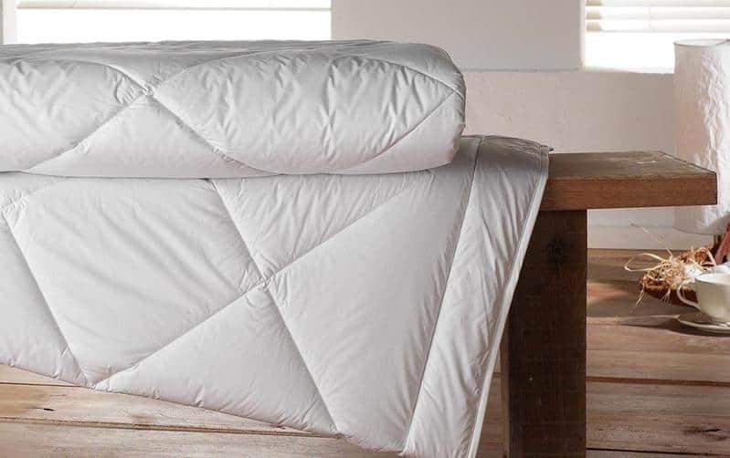 SOL Organics down comforter review