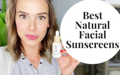 Best Natural Facial Sunscreens