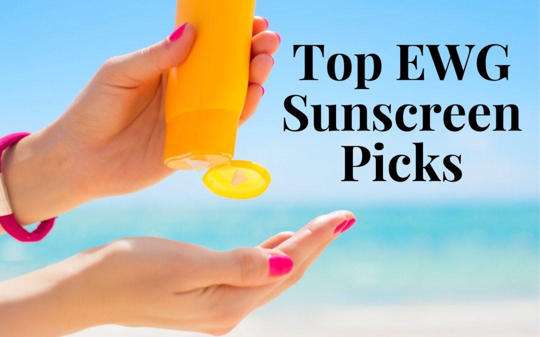 EWG Sunscreen Picks