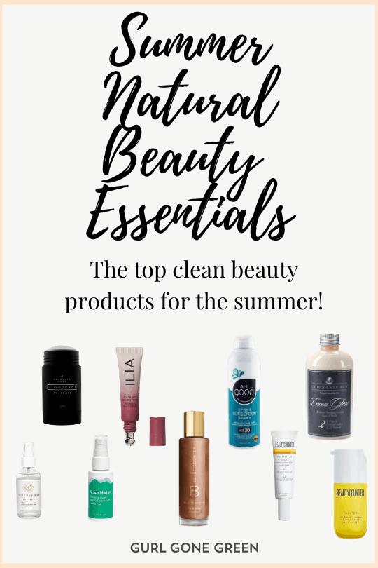 Summer Makeup, skincare essentials