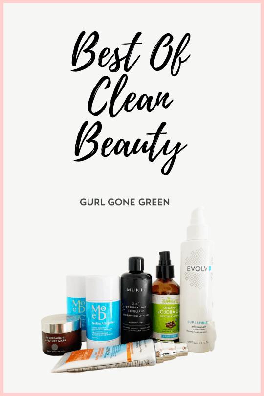 Best of clean beauty