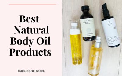 Best Natural Body Oil