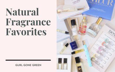 Natural Fragrance Favorites