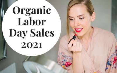 Organic Labor Day Sales 2021